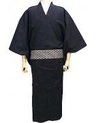 Men's Handmade traditional japanese kimono