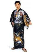 Men's Classic traditional japanese kimono